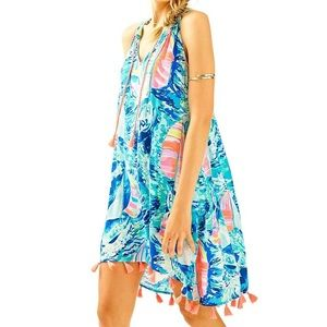 Lilly Pulitzer🌴Roxi Dress/Cover Up in Hey Bay Bay